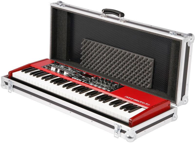 Clavia Nord Electro 5D 61 Case Bundle