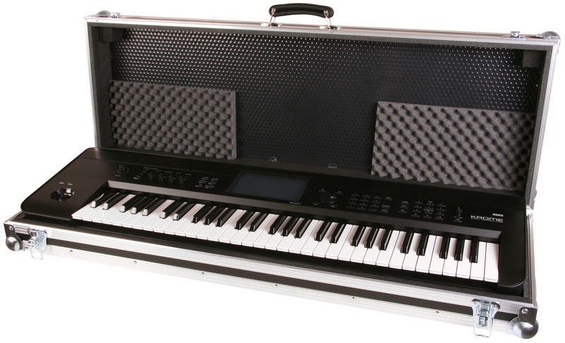 Korg Krome 61 keys Case Bundle