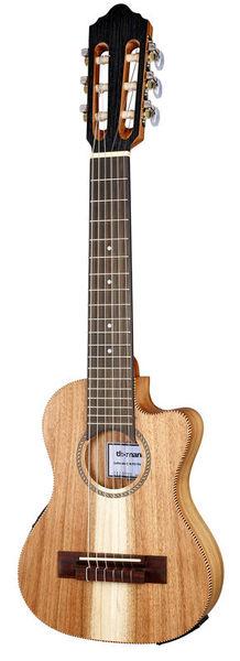 Thomann Guitarlele CW/PU De Luxe