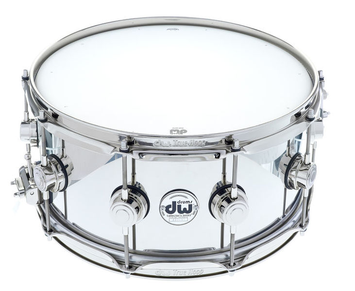 "DW 14""x6,5"" Stainless Steel Snare"