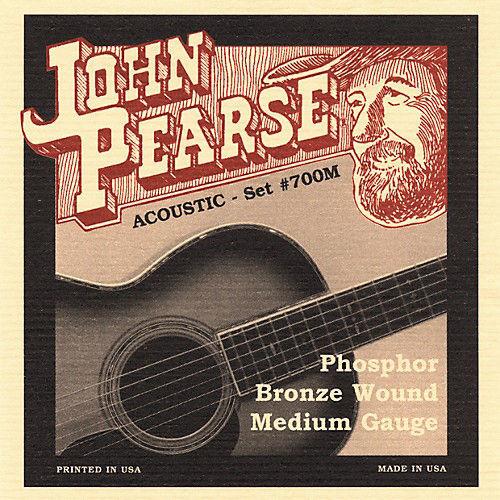 John Pearse 700M Phosphor Bronze