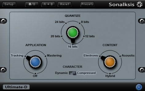 Sonalksis Ultimate-D Dither