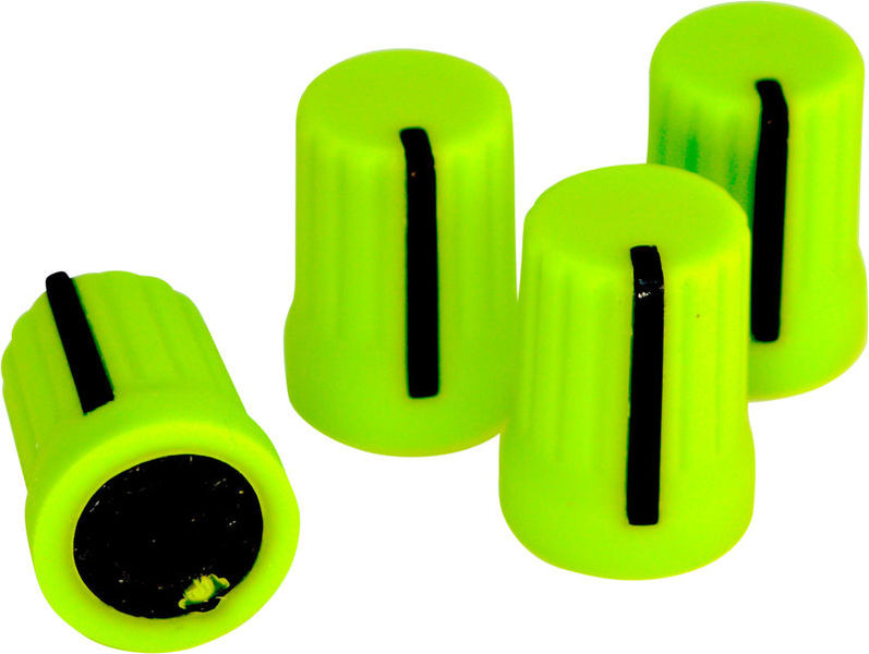 DJ Techtools Super Knob Green