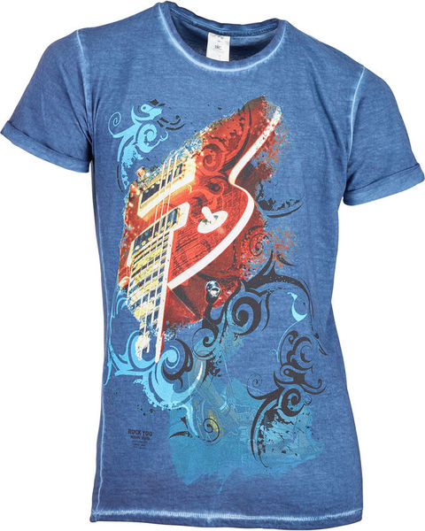 Rock You T-Shirt Grandmaster Rock M