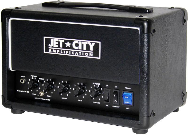 Jet City Amplification Custom 5 BK