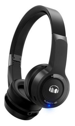 Monster Clarity HD On-Ear Bluetooth