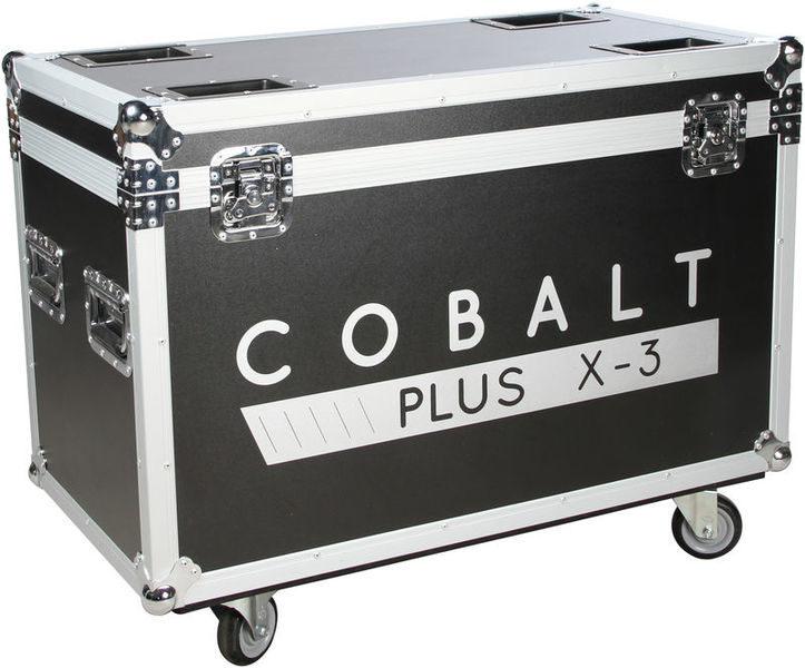 Flyht Pro Case for 2x Cobalt X-3 Coupé