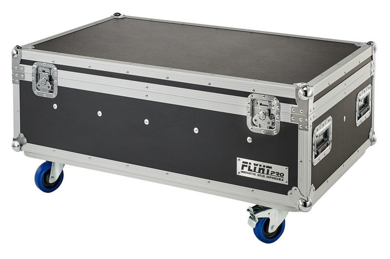 Flyht Pro Case for 12x LED Flat Par