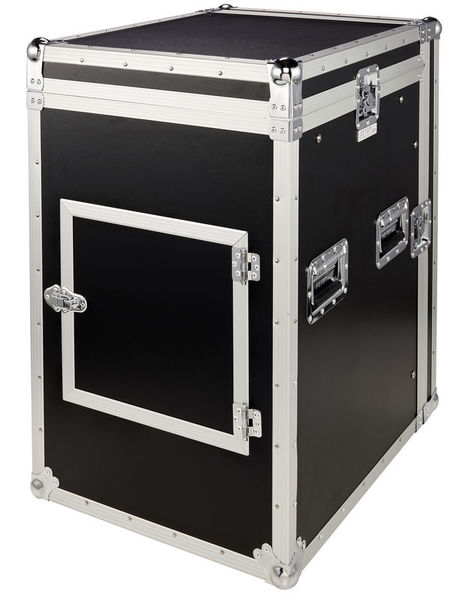 Flyht Pro L-Rack 14U Profi Service Flap