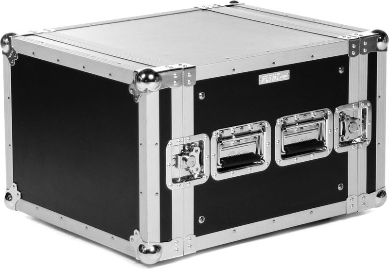 Flyht Pro Rack 8U Double Door Profi