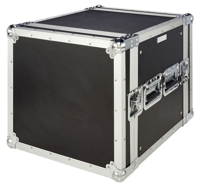 Flyht Pro Rack 10U Double Door Profi