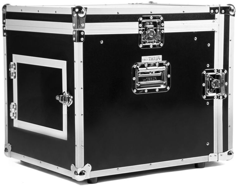 Case 8U L-Rack Flyht Pro
