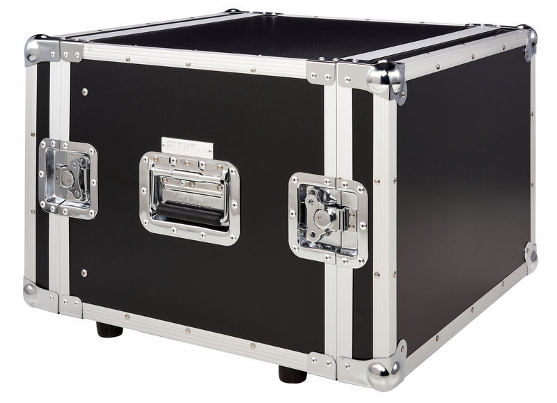 Flyht Pro Rack 8U Double Door