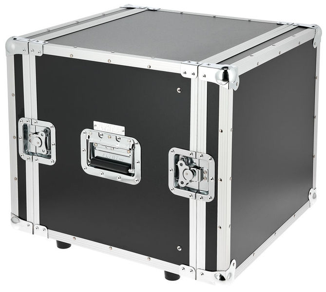Rack 10U Double Door Flyht Pro