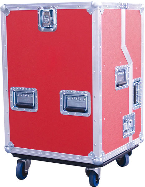 Case Emergency red Flyht Pro