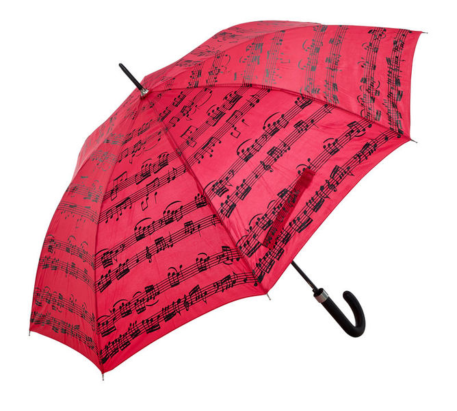 Anka Verlag Walking-Stick Umbrella Red
