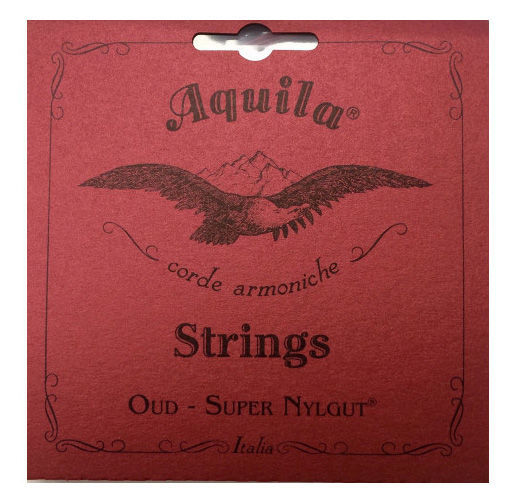 Aquila New Nylgut Arabic Oud Strings