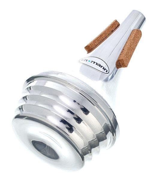 Thomann Trumpet Straight Aluminium
