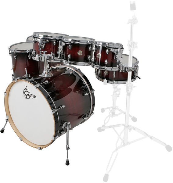 Gretsch Catalina Maple 7-piece DCB