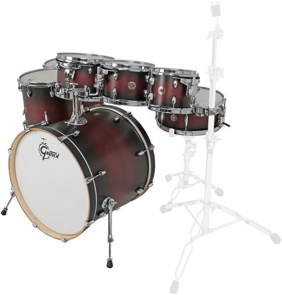 Gretsch Catalina Maple 7-piece SDCB