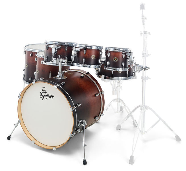 Gretsch Catalina Maple 7-piece SWF