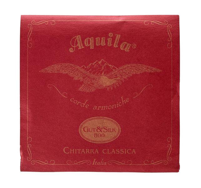 Aquila Gut & Silk 800 Class. Guitar