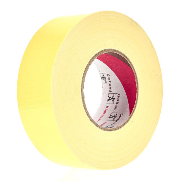 Gerband Tape 251 Yellow