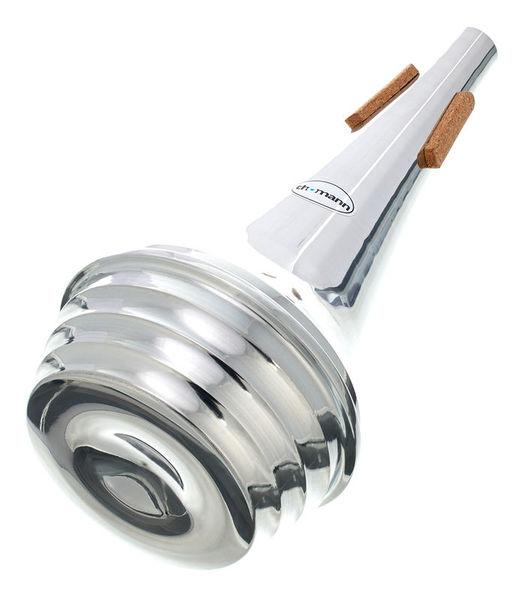 Thomann Trombone Straight Aluminium