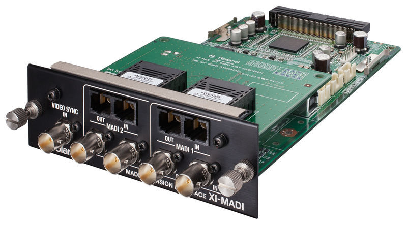 Roland Digital XI-MADI Expansion Card