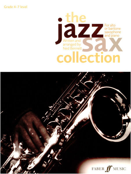 Faber Music The Jazz Collection Alt/Bar.