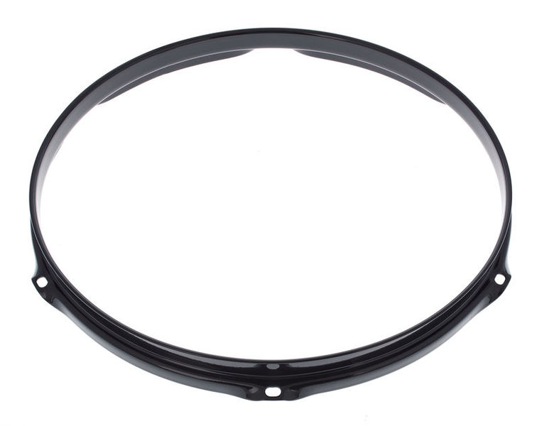 "Pearl 12"" Regular Hoop Black"