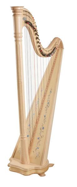 Salvi Ana Lever Harp 40 Str. NM