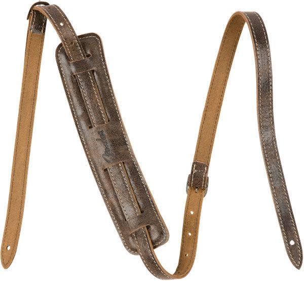 Fender Distressed Vintage Strap Black