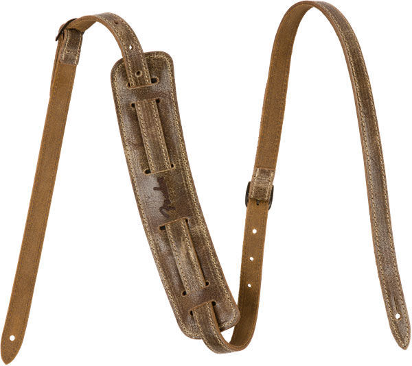 Fender Distressed Vintage Strap Brown