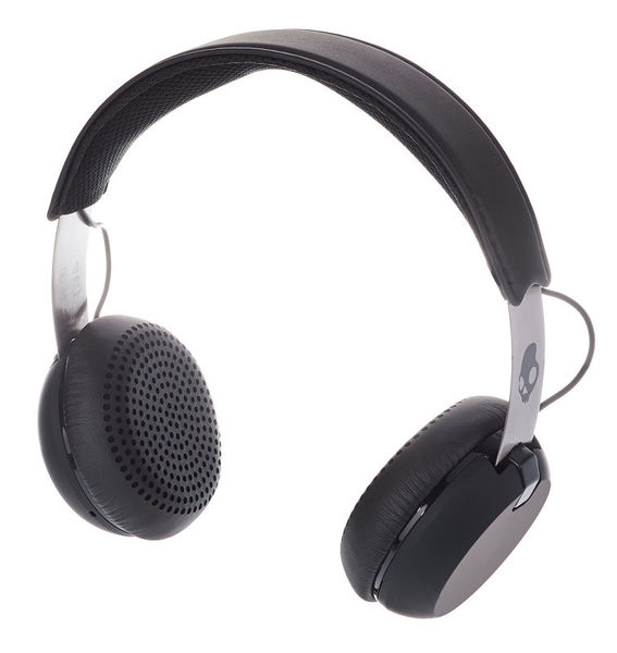 Skullcandy Grind Wireless Black/Chrome