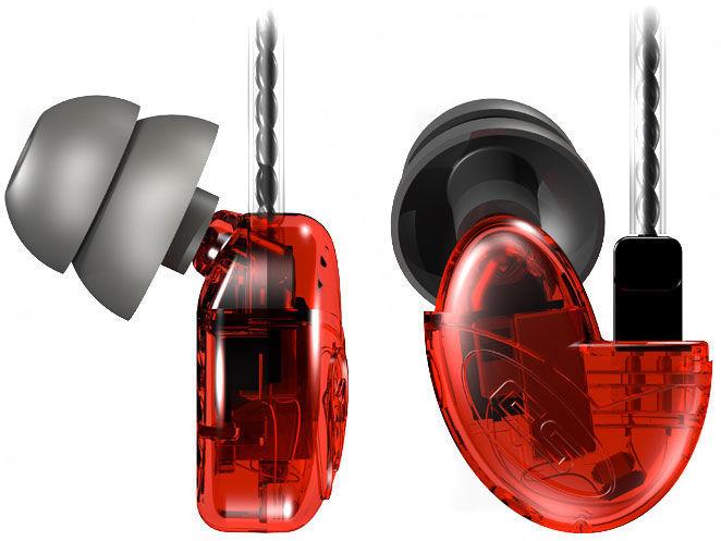 Earsonics SM2 iFI Red