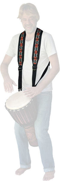 Terre Djembe Back Pack Pro Africa