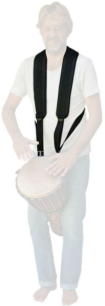 Terre Djembe Back Pack Pro Black