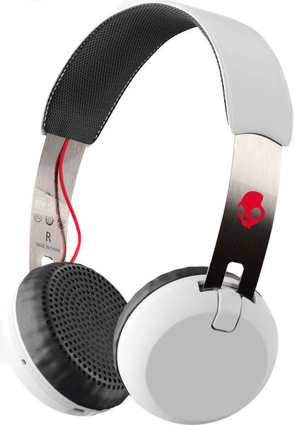 Skullcandy Grind Wireless White