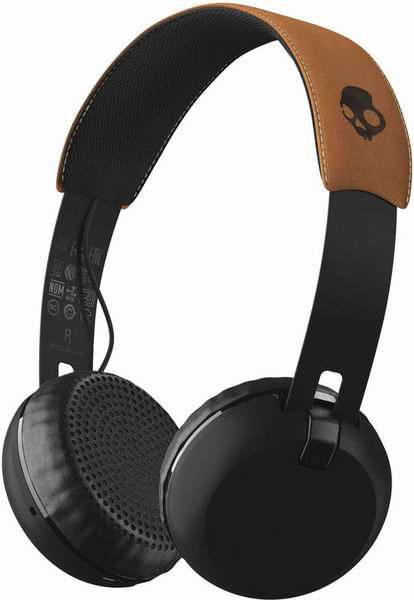 Skullcandy Grind Wireless Black/Tan