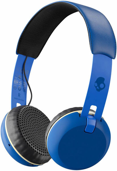 Skullcandy Grind Wireless Royal/Blue