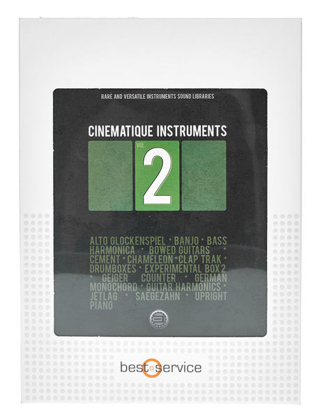 Best Service Cinematique Instruments 2
