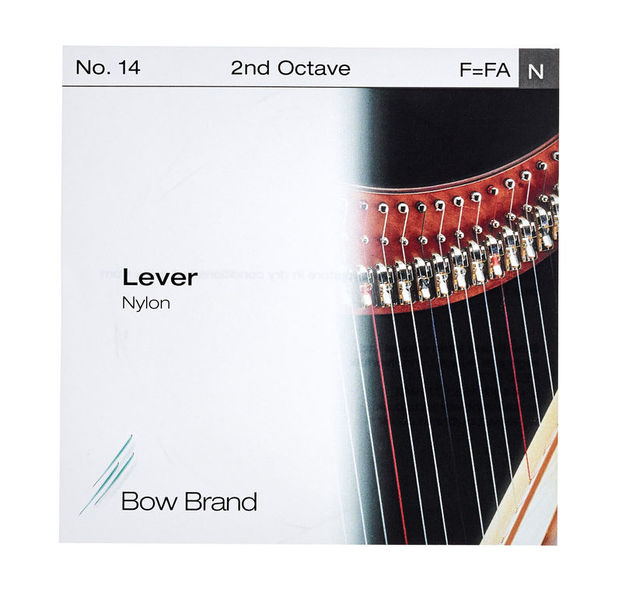 Bow Brand Lever 2nd F Nylon String No.14