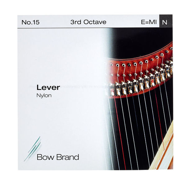 Bow Brand Lever 3rd E Nylon Str. No.15