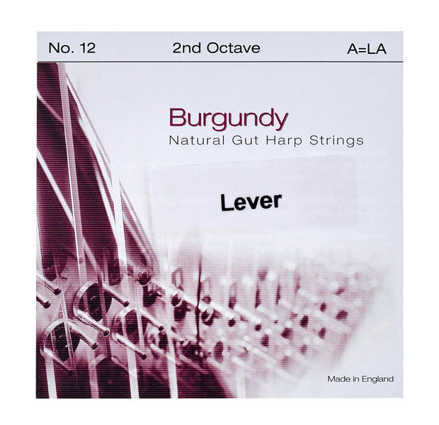 Bow Brand Burgundy 2nd A Gut Str. No.12