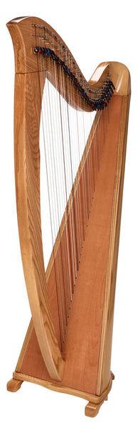 Roth & Junius Alesia 34NB Lever Harp