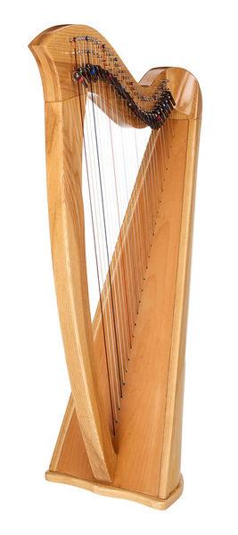 Roth & Junius Alesia 27NB Lever Harp