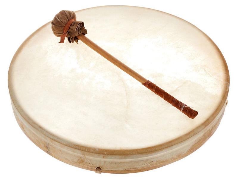 "16"" Frame Drum Tuneable Thomann"