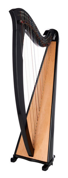Roth & Junius Alesia 34BK Lever Harp