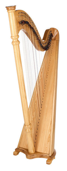 Roth & Junius Antonia 38NB Lever Harp